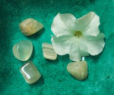 Crystal Healing Bag for PMS by outsidethebox1 on Etsy, $7.00