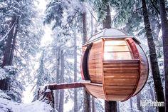 19 fantastiska trädkojor som får en att vilja bli händig - Sköna hem