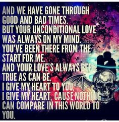 Warmness on the soul by avenged sevenfold So glad I feel like this in my own life. Loving life again.
