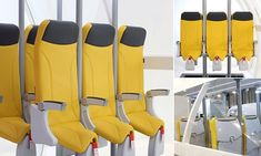 The standing-up seats that'll let airlines cram in more passengers