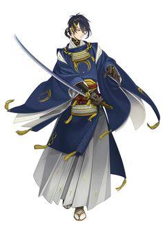 Touken Ranbu ~ Mikazukimunechika