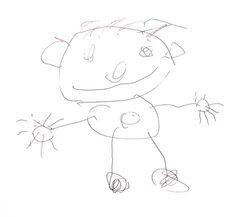 remember your inner child: Kinderzeichnungen 1