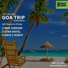 Become a #DedicatedServer Reseller with #RackBank Sell 5 server in 45 days And get GOA TRIP  #rackbenker #Reseller