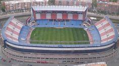 Vicente Calderón, un estadio para la eternidad