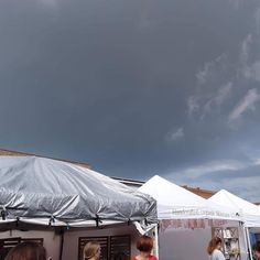 While at the Hillsboro fair it suddenly began pouring rain, twice. Thank you to the kind woman who let me under her umbrella! Sand Crafts, Art Fair, Craft Fairs, Suddenly, Kansas, Rain, Weather, Woman, Building