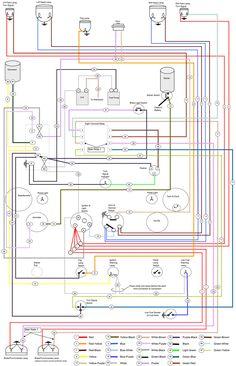 1979 FJ40 Wiring diagram | Toyota Landcruiser FJ40 | Land
