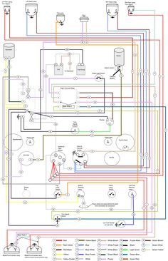 Guide to Wire and Fuses | Spitfire Electrical (wiring) | Pinterest | Wire, Electrical wiring and