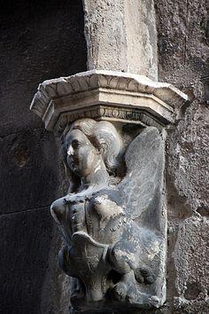 """Wing Lady"" ,Palermo - Sicilia...#angel..photographer?  #tpalermo #sicily #sicilia"
