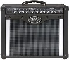 The Peavey Envoy 110 is a guitar amplifier with basic building blocks of the TransTube® tube emulation technology brings professional sound and power to every players reach.