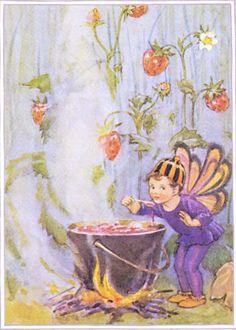 Fairies Margaret Tarrant - Elfen & Boeken: