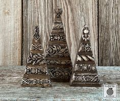 O Christmas Tree, DIY Christmas Tree, How Lovely are those Castings!