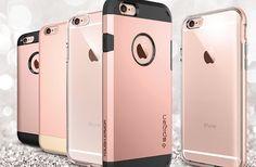 Spigen madruga a Apple con color nuevo del iPhone 6s y 6s Plus - http://www.esmandau.com/175463/spigen-madruga-a-apple-con-color-nuevo-del-iphone-6s-y-6s-plus/