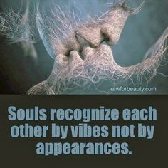 I felt this once in my life. The connection between twin souls connected before the bodies ever where. Souls recognize each other by vibes not by appearances. Twin Flame Love, Twin Flames, Twin Souls, Soul Connection, Tantra, Spiritual Awakening, Spiritual Life, Law Of Attraction, Namaste