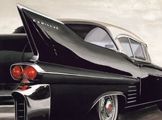 1958: The Cadillac DeVille was one hot car!