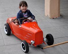 Cool ride kid