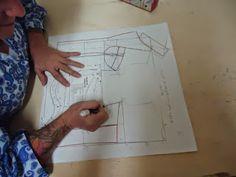 Funções do modelista: elaborar diagrama e muito mais...