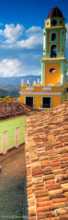 Historic Center of Trinidad | Cuba