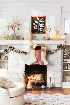 "Now that it's November, we're wondering: ""When is the absolute soonest we can start decorating for the holidays?"""