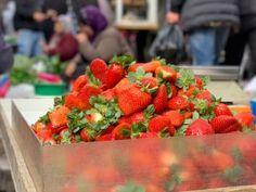 Jerusalem Israel an einem Tag - Sehenswürdigkeiten, Hotel, Highlights & Tipps Jerusalem Israel, Highlights, Strawberry, Fruit, Food, Judaism, Tips, Meal, The Fruit
