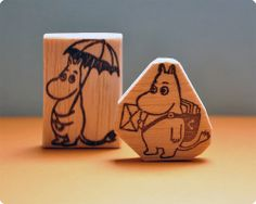 Moomin stamps