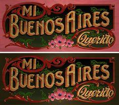 type-lover: Fileteado Argentino byCristian Guzmán