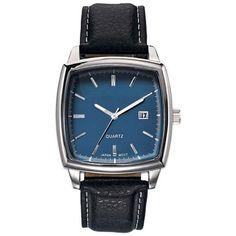Men's Everyday Classic Strap Watch
