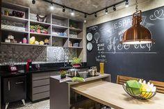 Quais os tipos de piso mais indicados para usar na cozinha?