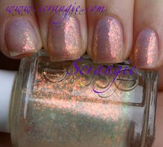 Scrangie: Essie Luxeffects Glitter Topcoat Collection Holiday 2011 Swatches and Review