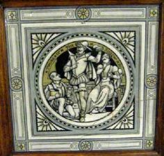 Minton, Shakespeare Tile