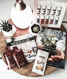 Getting Started With Essential Oils — Living Life By The Horns Starter Kit, Young Living, Horns, Get Started, Essential Oils, Essentials, Life, Horn, Crescent Roll