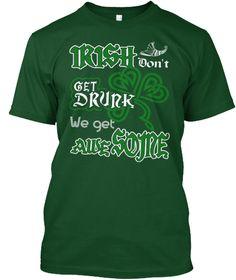 Saint Patrick's Day - IRISH GET AWESOM !