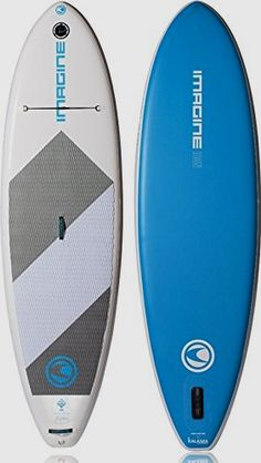 Imagine Surf Touring High Pressure Inflatable Stand Up Paddleboard Compressor/Icon XLT SUP Board Package with Pump and Deluxe Bag with Repair Kit, White Sup Paddle Board, Sup Stand Up Paddle, Kids Roller Skates, Best Baby Car Seats, Sup Boards, Inflatable Sup, Thing 1, Sup Surf, Paddle Boarding