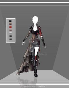 Com: Design outfit 7 by LaminaNati.deviantart.com on @DeviantArt