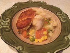EatingEclectic: Slow Cooker Chicken Pot Pie