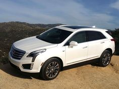 The First Ever 2017 Cadillac Xt5 Luxury Crossover Is