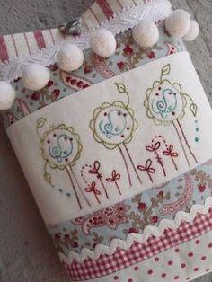 Cinderberry Stitches design