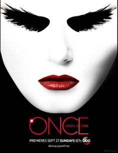First look: Emma goes dark in Once Upon A Time promo poster