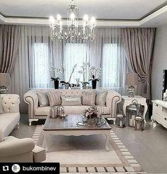 """2,275 Likes, 33 Comments - Canan's home (@decolove_art) on Instagram: """"Takip ettiğim güzel sayfalardan biri #Repost @bukombinev (@get_repost)paylaşım için teşekkürler …"""""""