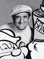 Jack Mercer - the voice behind Popeye