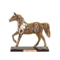 Trail of Painted Ponies Bunkhorse Bronco Pony Figurine 7-Inch