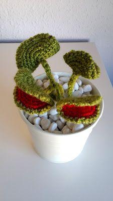 Lupecienta: Cactus Crochet Crochet Cactus, Crochet Leaves, Crochet Yarn, Modern Crochet Patterns, Crochet Flower Patterns, Crochet Flowers, Amigurumi For Beginners, Yarn Flowers, Kawaii Crochet