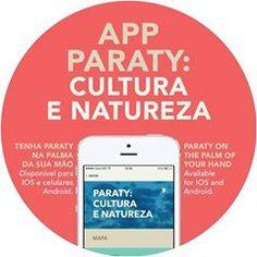 """Aplicativo da cidade de Paraty está disponível para download!!  A Prefeitura de Paraty, através da Secretaria de Cultura, em parceria com a Fundação Roberto Marinho, disponibiliza a partir de hoje o aplicativo """"Paraty: Cultura e Natureza"""". O aplicativo tem como objetivo reunir e tornar acessíveis informações sobre o patrimônio histórico e natural de Paraty. #Flip #Flip2015 #FLIPse #Flipinha #FlipZona #literatura #educação #MarioDeAndrade #cultura #turismo #arte #VisiteParaty #TurismoParaty"""