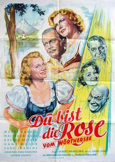 Poster zum Film: Du bist die Rose vom Wörtherse.1952