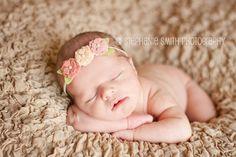 precious little felted headband