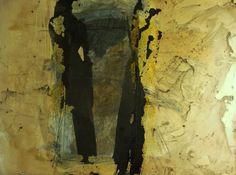 Abstracción lírica - Painting ©2013 by Lola Castillejo Ribera -