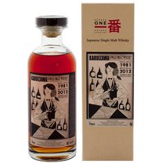 Karuizawa 30 Year Old Cask #162 55.8% Japanese Single Malt Whiskey, Japan | The Whisky Barrel