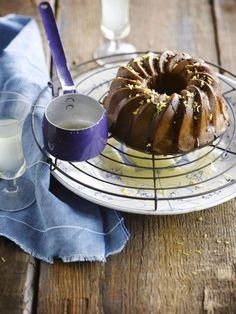 """Het lekkerste recept voor """"Chocoladecake met limoncello"""" vind je bij njam! Ontdek nu meer dan duizenden smakelijke njam!-recepten voor alledaags kookplezier!"""