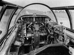 Northrop P-61 Cockpit