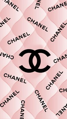 Pink and black Chanel Gucci Wallpaper Iphone, Louis Vuitton Iphone Wallpaper, Chanel Wallpapers, Iphone Wallpaper Tumblr Aesthetic, Iphone Background Wallpaper, Aesthetic Pastel Wallpaper, Pretty Wallpapers, Chanel Background, Whatsapp Logo