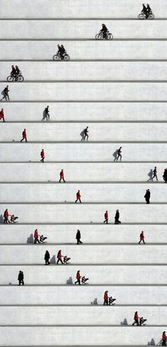 "Saatchi Online Artist: Eka Sharashidze; Digital Photography ""wall people no.7 (Limited edition 2/6)"""